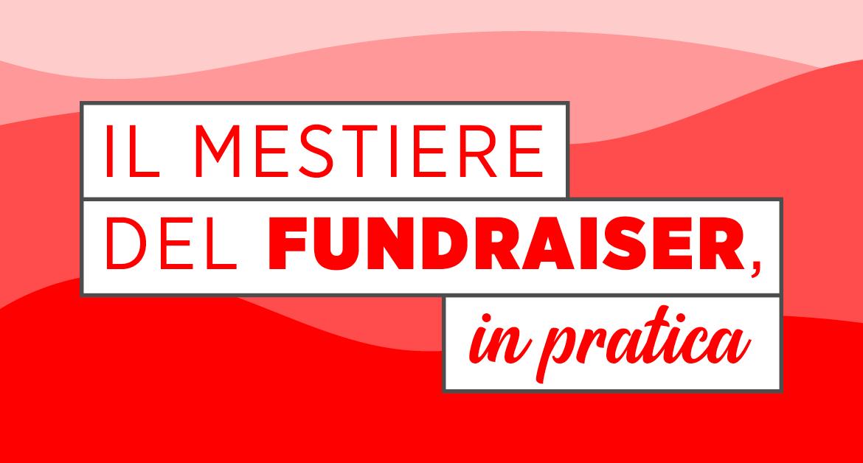Professione fundraiser
