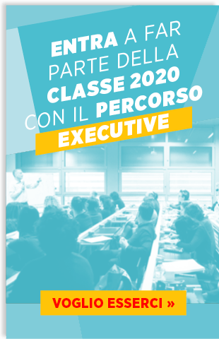 master in fundraising percorso executive
