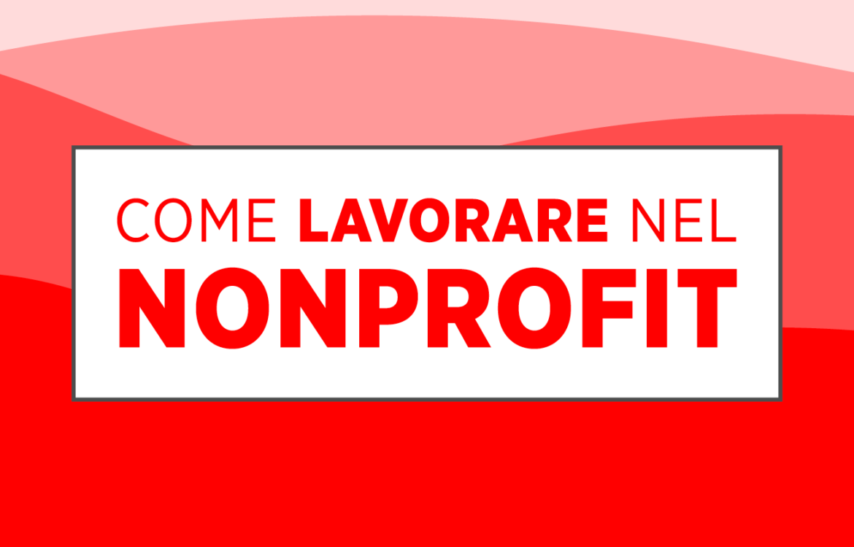 Lavora nel Nonprofit
